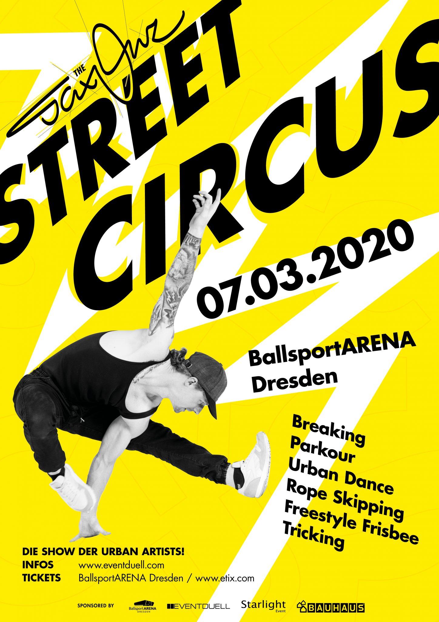 Street Circus 2020