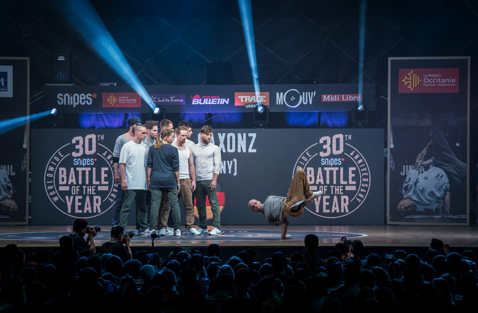 BOTY2019 – The Saxonz Showcase